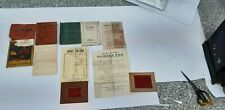 Antique Photography Paper , Catalogues, Book