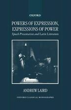 Powers of Expression, Expressions of Power: Speech Presentation and Latin