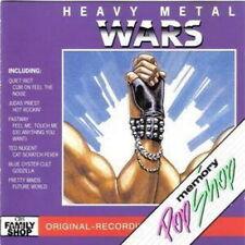 Heavy Metal Wars (Quiet Riot, Ozzy Osbourne, Judas Priest) 1990 CBS CD