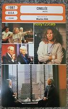 US Drama Movie Nuts Barbra Streisand Richard Dreyfuss French Film Trade Card