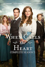 WHEN CALLS THE HEART - COMPLETE SEASON 3 TV COLLECTION by Hallmark & Janette Oke