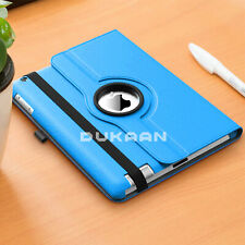"Leather Case For Apple iPad 10.2"" 7th Generation 2019 360 Rotating Stand Cover"