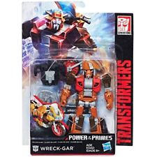 Transformers Power Of The Primes Deluxe Wreck-Gar Brand New