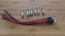 JVC JR-S400 stereo receiver front panel  LED lamps bulbs lights
