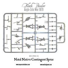 Contingente di Natale Sprue - Nero Polvere - Anglo Zulu - Warlord Games