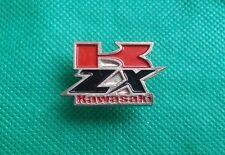 Kawasaki - ZX - PIN - | zum anschrauben | für Jacke | 1,8 x 3 cm