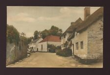 Somerset ALCOMBE Village c1920s? PPC by Frith