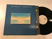 dire straits communique Communiqué 1979 w/inner hs3330 lp mark knopfler album !!