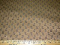 BTY P KAUFMANN LEAF CHEVRON EMBROIDERED UPHOLSTERY FABRIC FOR LESS