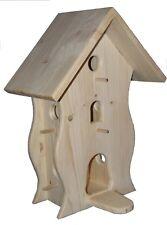 Vogelhaus ,Hexenhaus,Vogelvilla,Handarbeit vom Tischler