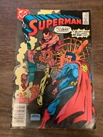 Superman #392 - 1983 -DC Comics - Mark Jeweler Variant RARE 👍🏻