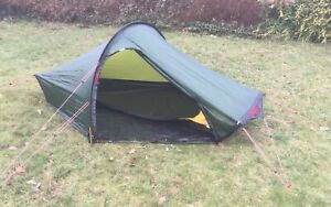 *USED EXCELLENT CONDITION* Hilleberg Akto 1-Person 4 Season Tent & Footprint