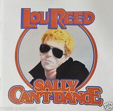 Lou Reed - Sally Can't Dance (CD, 2001, RCA) Near MINT 10/10