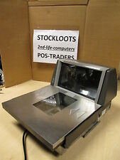 NCR RealScan 78 7878-2000 Bi-Optic Full-Size Barcode Scanner and Scale  Excl PSU