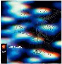 NORVÈGE EXPO 2000  ENVELOPPE PLUS TIMBRES et Billet dans sont FASCICUL A VOIR
