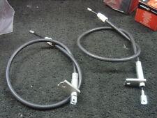 Mercedes clk200 clk220 clk240 clk280 clk270 Clk320 Clk500 Trasera Freno De Mano Cables