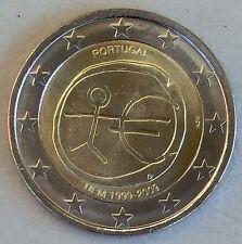 2 euro Portugal 2009 10 años UEM unz