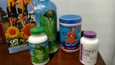Youngevity Healthy Body Blood Sugar Pack 90 for Life Dr Wallach Sweet-Eze