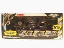 Batman Dark Knight Rises Dark Knight Squadron 3 Vehicle Set <Retired> Target Exc