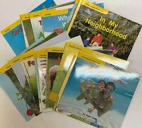 Kindergarten Set of 30 Leveled Readers Grade K McGraw Hill Treasures