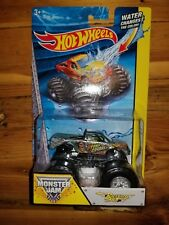 Hot Wheels Monster Jam Color Shifter Stone Crusher