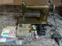 Free Westinghouse Type E Vintage Sewing Machine Accessories Tested Working