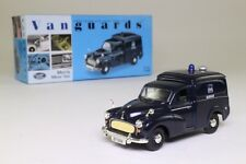 Vanguards VA11014; Morris Minor; Metropolitan Police Dog Van; Excellent Boxed