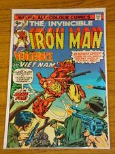 IRONMAN #78 VOL1 MARVEL COMICS SEPTEMBER 1975