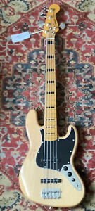 Squier By Fender 70s Classic Vibe Jazz Bass V - Please Read Description