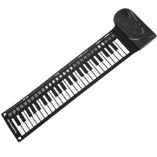 Portable Piano Rolled 49 Keys Electronic Keyboard Reproduction