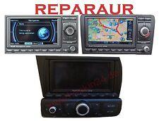 Display Reparatur RNS-E Navigation Audi A4, A3, A6, S3, S4, RS TT