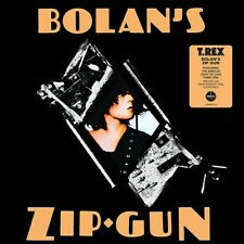 "Bolan's Zip Gun - T.Rex (12"" Album (Clear vinyl)) [Vinyl]"
