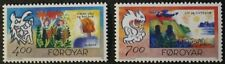 Mint Never Hinged/MNH 2 Number European Stamps