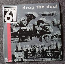 Code 61, drop the deal / ambassador , SP - 45 tours