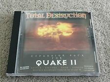 Total Destruction - Expansion Pack For Quake 2 | PC CD-Rom
