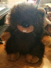 heritage collection beaver plush 9inch