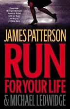 Michael Bennett: Run for Your Life No. 2 by James Patterson and Michael Ledwidge