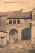 LAVARDIN - Intérieur de Maison Renaissance