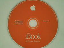 Apple iBook (2000) Install/Restoration CD