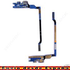 FLEX CARGA CONECTOR MICRO USB PARA SAMSUNG GALAXY S4 i9505 CON MICROFONO REV25