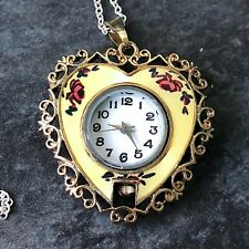 Pendent Watch on very long chain