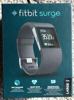 NEW Fitbit Surge Wireless Fitness Superwatch Activity Sleep Wristband