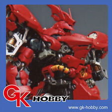 306 [Unpainted Resit] Korean GMG Recast 1:100 Sazabi Fomania ver Conversion Kit