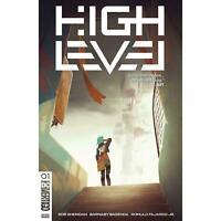 High Level #1 DC Comics Vertigo
