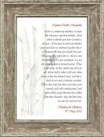 Captain Corelli's Mandolin Quote Wedding Anniversary Gift Present A4 Print Only