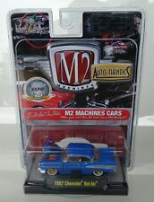 Rare M2 Machines 1957 Chevrolet Bel Air Hobby Expo 2009 1 Of 108 Super Chase