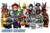 Lego Minifigures Series 14 - Choose 1 or All - Horror Monster Scary FREE POST