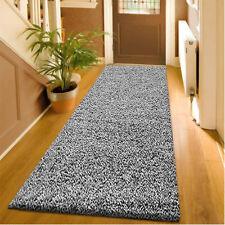 Non Slip Shaggy Rug Long Narrow Hallway Runner Washable Rugs Entrance Door Mat