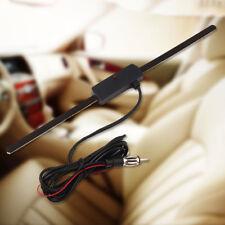 Finestra auto amplificato interni Mount Audio Stereo AM FM Antenna ad alta sensibilità