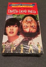 Rare DROP DEAD FRED 1991 OOP VHS Phoebe Cates New Sealed Rare
